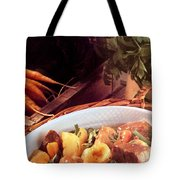 Provence Kitchen Stew Tote Bag