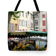 Provence Market Day Tote Bag