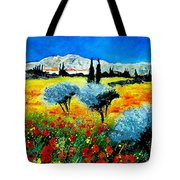 Provence Tote Bag by Pol Ledent