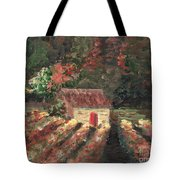 Provence Vineyard Tote Bag