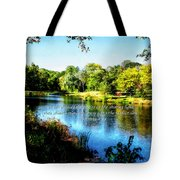Proverb 4-18 Path Of The Just Tote Bag