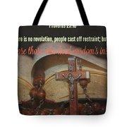 Proverbs113 Tote Bag