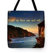 Proverbs118 Tote Bag