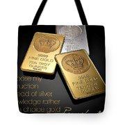 Proverbs120 Tote Bag