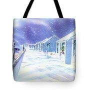 Provincetown Winter Tote Bag