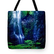 Proxy Waterfalls Tote Bag