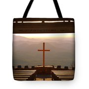 Psalm 121 1 I Will Lift My Eyes To The Hills Tote Bag