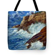 Psalm Forty Three-three Tote Bag