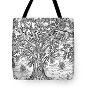 Psalm One Tote Bag