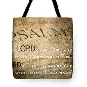 Psalms102 Tote Bag