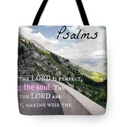 Psalms103 Tote Bag