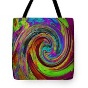 Pscholdelic Surfs Up Tote Bag