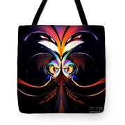 Psychedelic Dreams Tote Bag