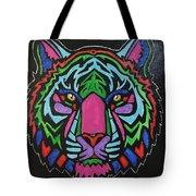 Psychedelic Fur Tote Bag