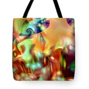 Psychedelic Xperiment Tote Bag