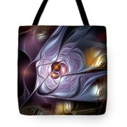 Psychic Malapropisms Tote Bag