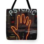 Psychic Readings Tote Bag