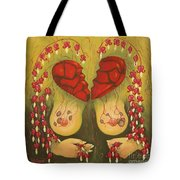 Psychosomatic Tote Bag