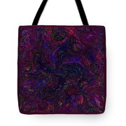Psychotic Scribbles Tote Bag