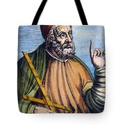 Ptolemy (2nd Century A.d.) Tote Bag