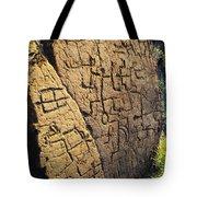 Puako Petroglyphs Tote Bag
