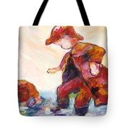 Puddle Jumpers Tote Bag