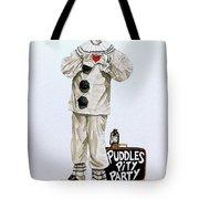 Puddles Loves Tote Bag