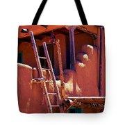 Pueblo Adobe Tote Bag