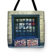 Pueblo Downtown Bars Tote Bag