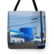 Pueblo Downtown Dealership Tote Bag