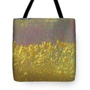 Pueblo Downtown--river Grasses Tote Bag