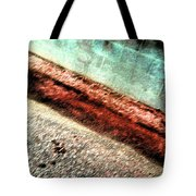 Pueblo Downtown--sweeny Abstract Tote Bag