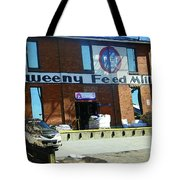 Pueblo Downtown--sweeny Feed Mill Tote Bag