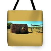 Pueblo Museum 4 Tote Bag