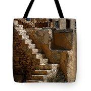 Pueblo Stairway Tote Bag