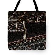 Pueblo-steel City--manufacturing Blueprint Tote Bag