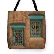 Pueblo Windows Nm Horizontal Img_8336 Tote Bag