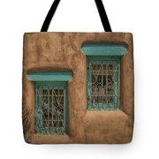 Pueblo Windows Nm Square Img_8336 Tote Bag