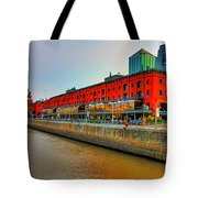 Puerto Madero - Buenos Aires Tote Bag