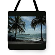 Puerto Rican Beach Tote Bag