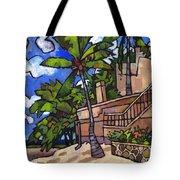 Puerto Vallarta Landscape Tote Bag