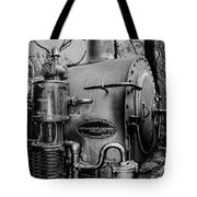 Puffing Billy II Tote Bag