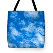 Puffs Scattered Tote Bag