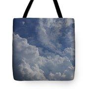Puffy Clouds II Tote Bag