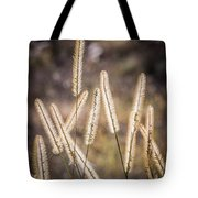 Foxtails In The Marsh Tote Bag
