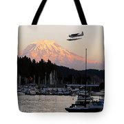 Puget Sound Landing Tote Bag