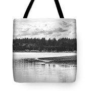 Puget Sound Reflections Tote Bag