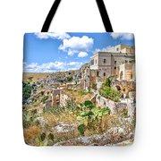 Puglia Canvas Church Hermitage Pulsano - Monte Sant Angelo - Foggia - Gargano Tote Bag