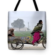 Pull Of Life Tote Bag