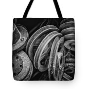 Pulled In Every Direction Tote Bag